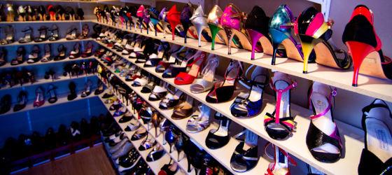 10 paires de chaussures pour l'hiver