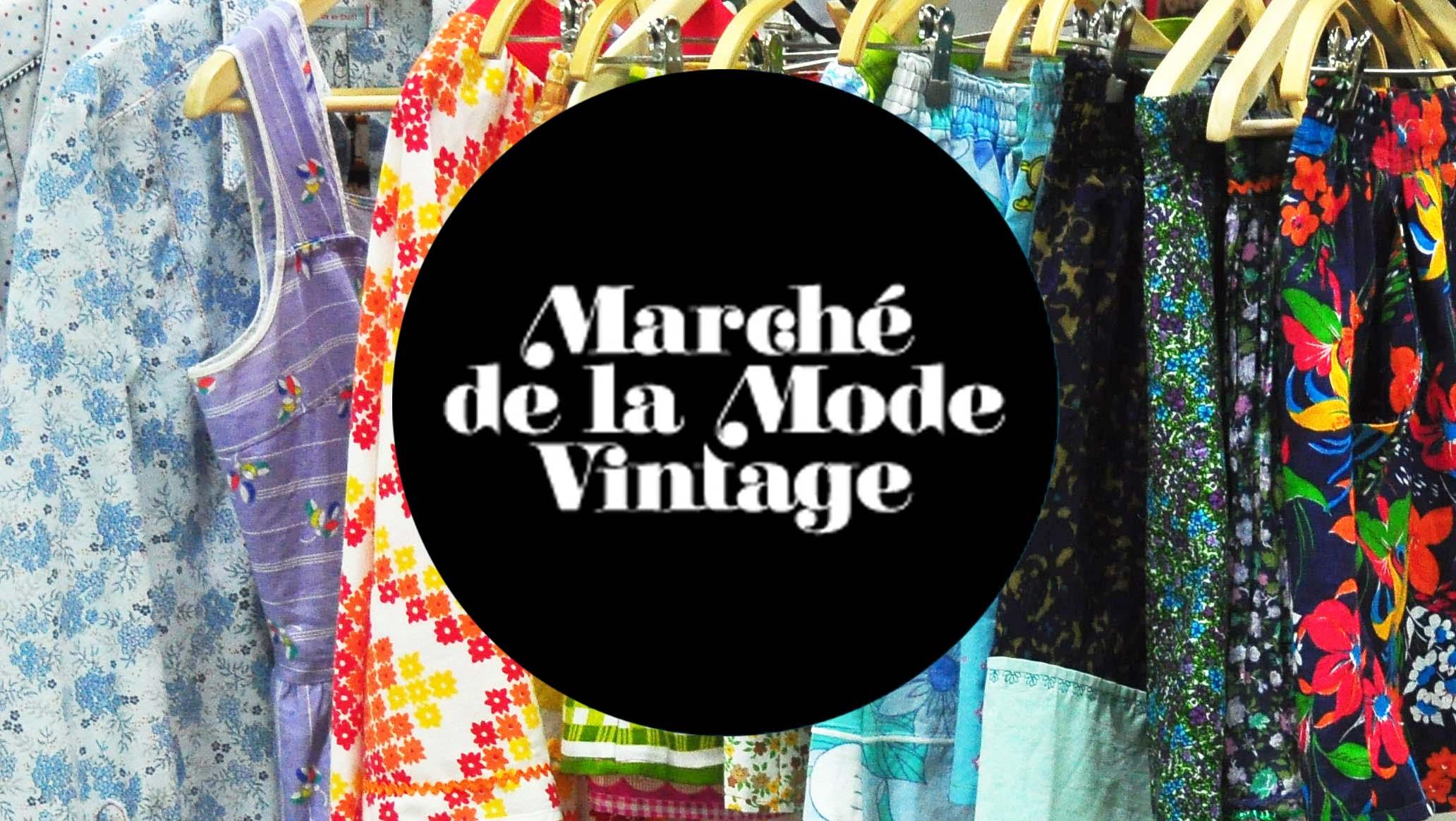 10 invitations à gagner pour le Marché de la Mode Vintage à Lyon