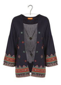 Kimono de chez BA & SH : ça peut monter jusqu'à 320€