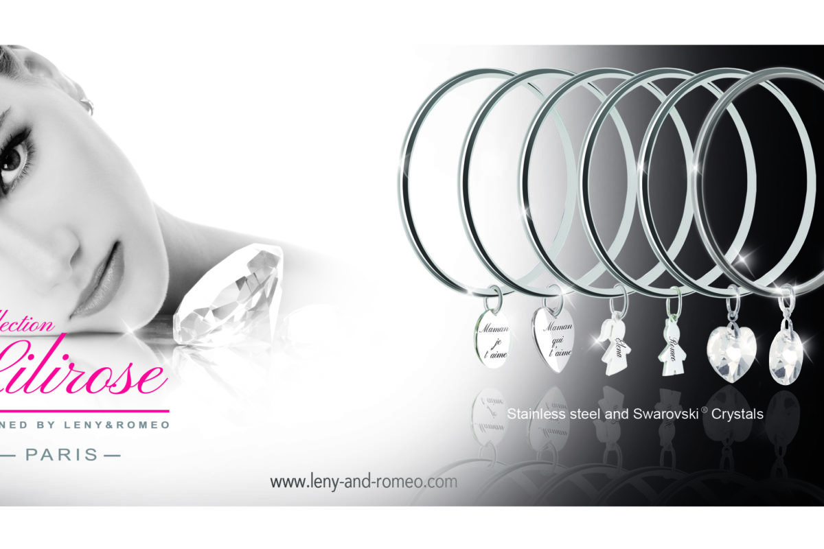 Tentez de gagner une parure Leny&Romeo with Swarovski® crystals  avec bijouxdemode.com