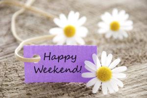 Cinq weekends parfaits pour le mois de Mai