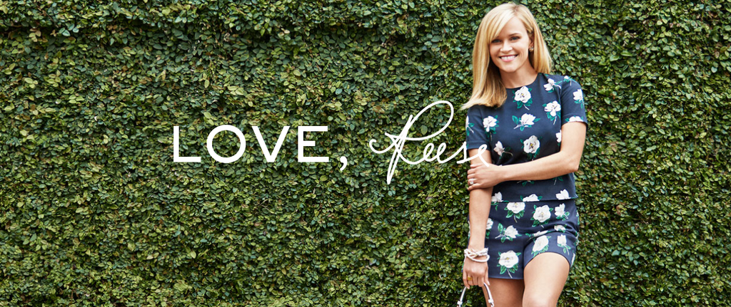 Reese Witherspoon se lance dans le e-commerce avec Draper James