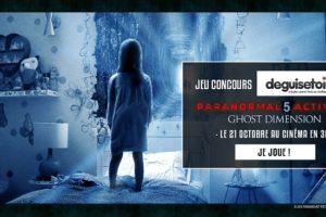 Jeu Concours Spécial Halloween avec DeguiseToi.fr