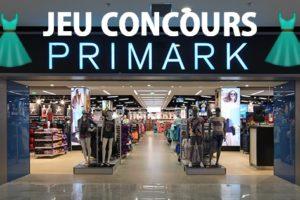 50€ de chèque cadeau à gagner pour l'ouverture de Primark Lyon