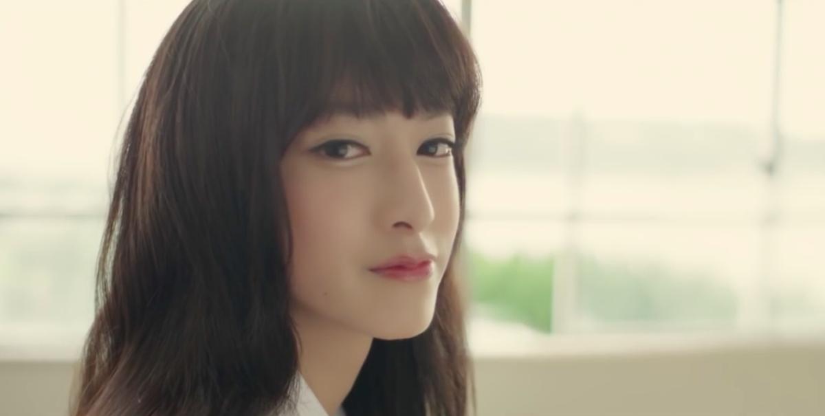 La nouvelle publicité étonnante de la marque japonaise Shiseido