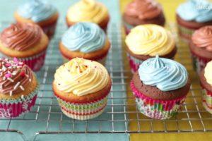 3 recettes de cupcakes à réaliser