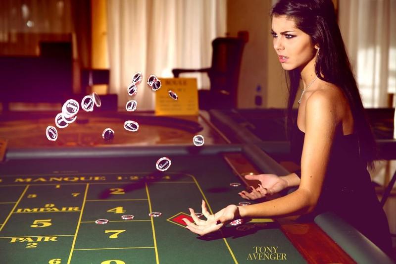 Exceptionnel Comment s'habiller pour une soirée au casino ? - UneFille.fr TM65