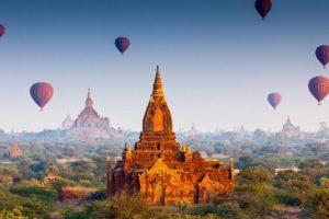 Escapade en amoureux en Birmanie : 3 idées de destination
