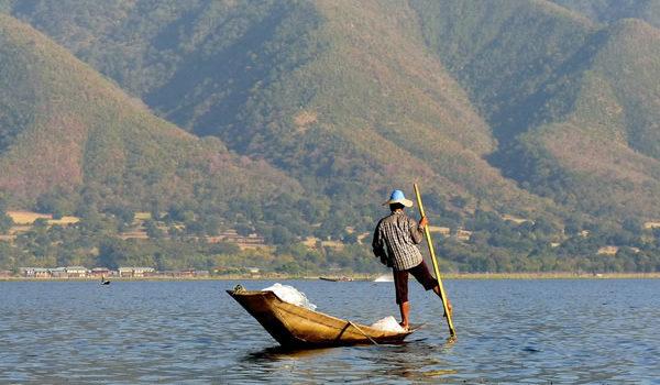 Idées de balades en Birmanie: croisière sur le lac Inlé et Bagan à vélo