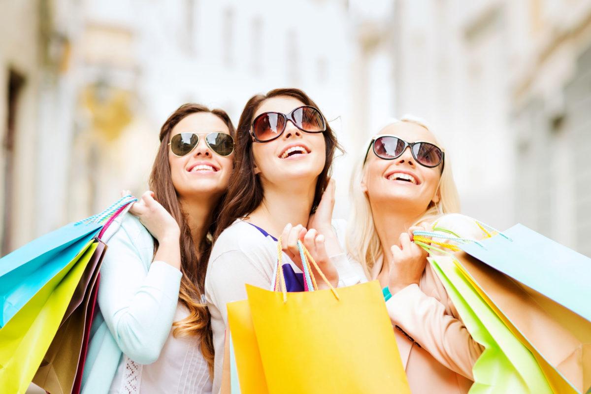 Faire du sport en faisant du shopping