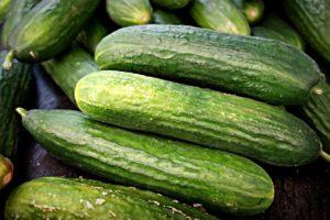 Le légume miracle: le concombre