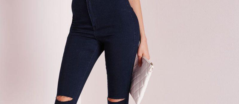 Pourquoi opter pour un jean taille haute