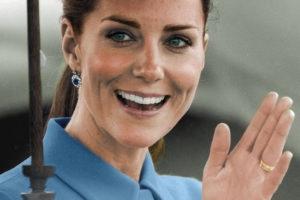 Kate Middleton a franchi une nouvelle étape dans sa vie publique