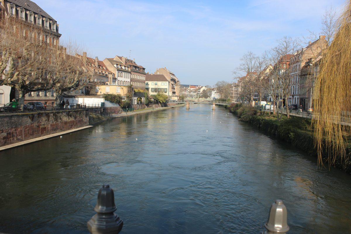 Quel est le meilleur moyen de se rendre à Strasbourg au départ de Paris ?